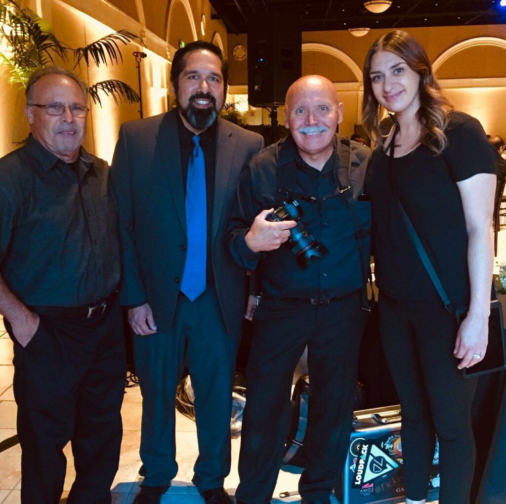Rick, ELi and crew