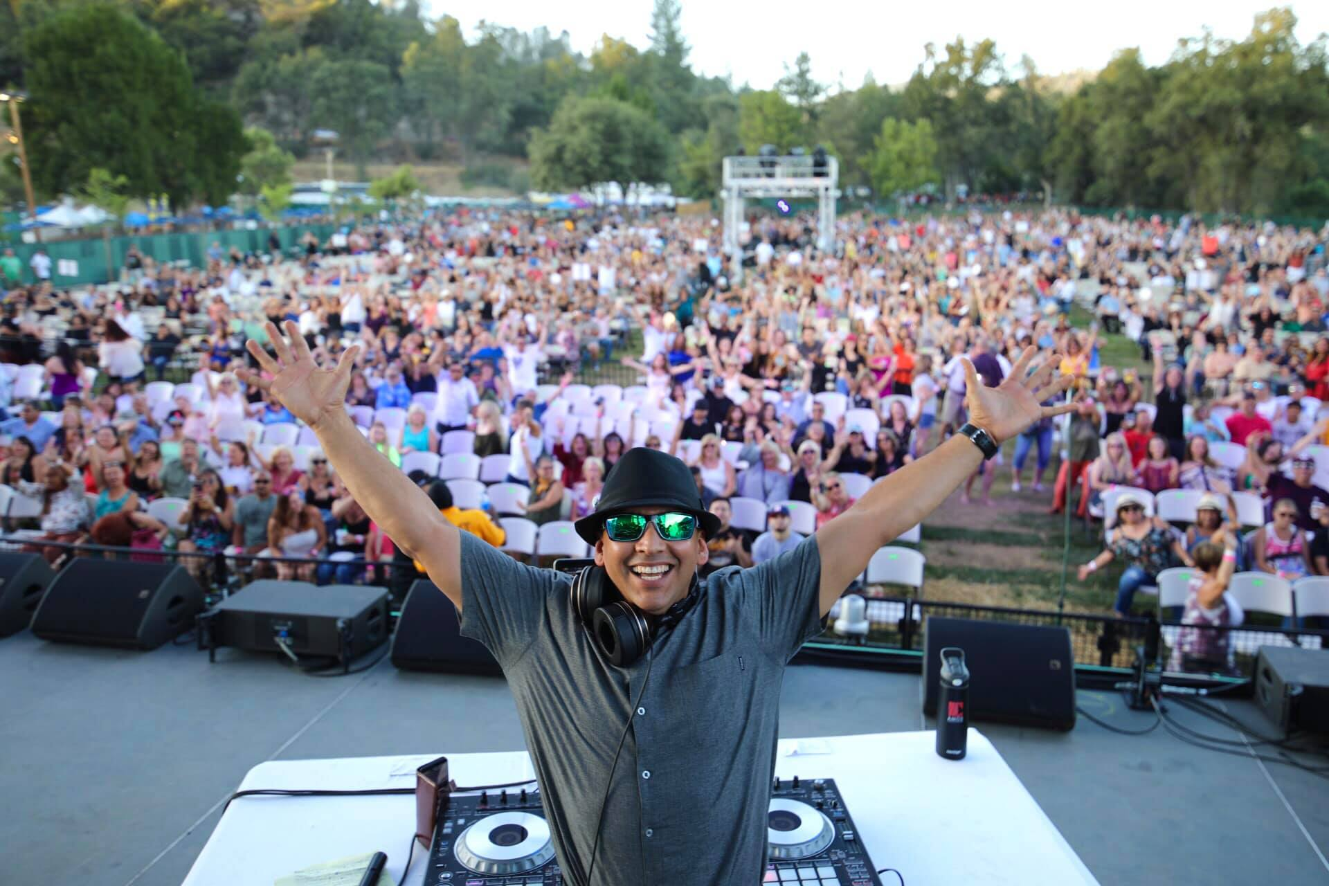Frankie Campos aka DJ Chago